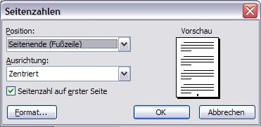 Seitenzahlen-einfuegen-in-word in Seitenzahlen in Word